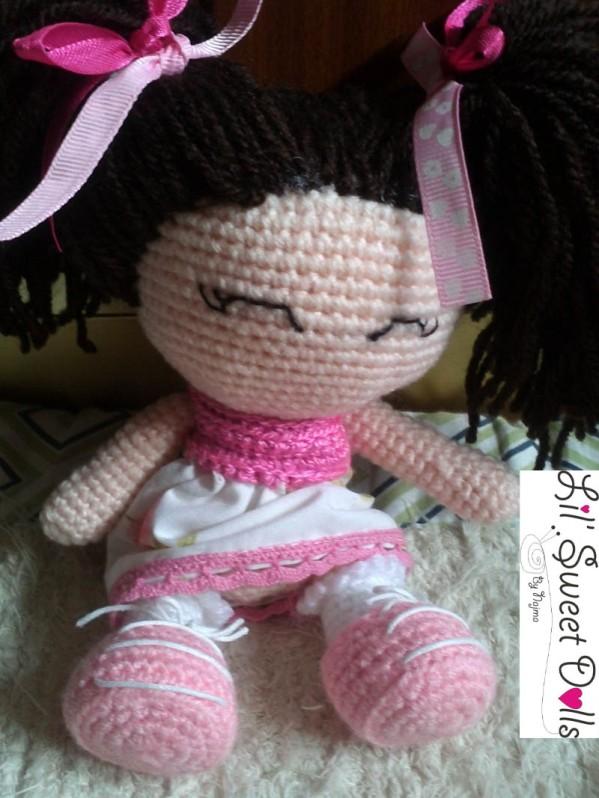 jenny lou crochet ganchillo doll  najma02