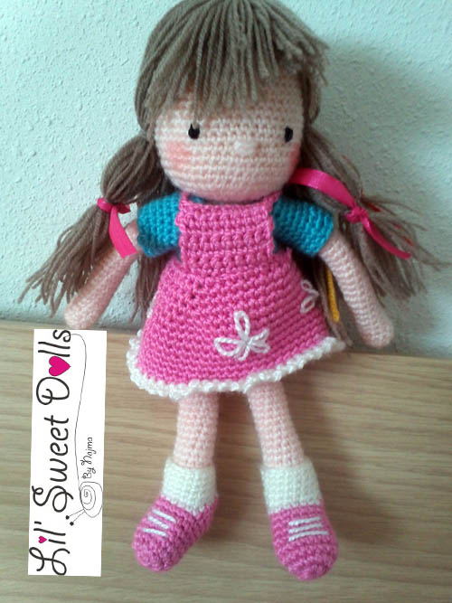 toy crochet | Labores de Najma