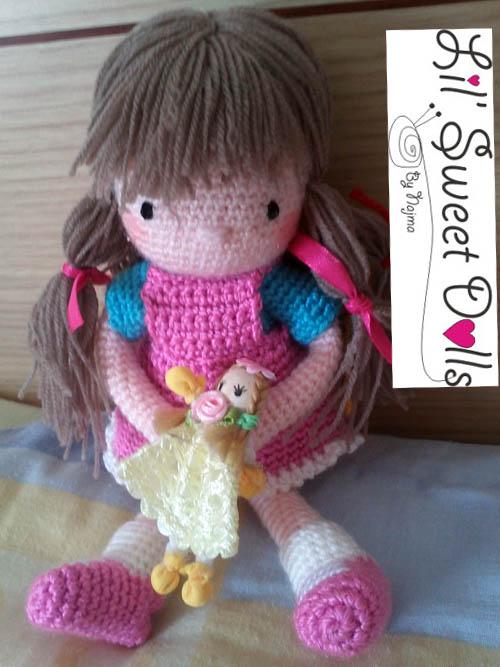 courtney crochet ganchillo doll  najma03
