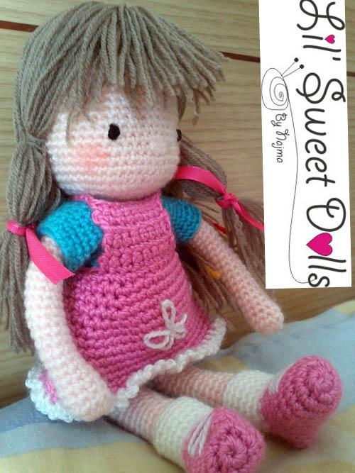 courtney crochet ganchillo doll  najma05