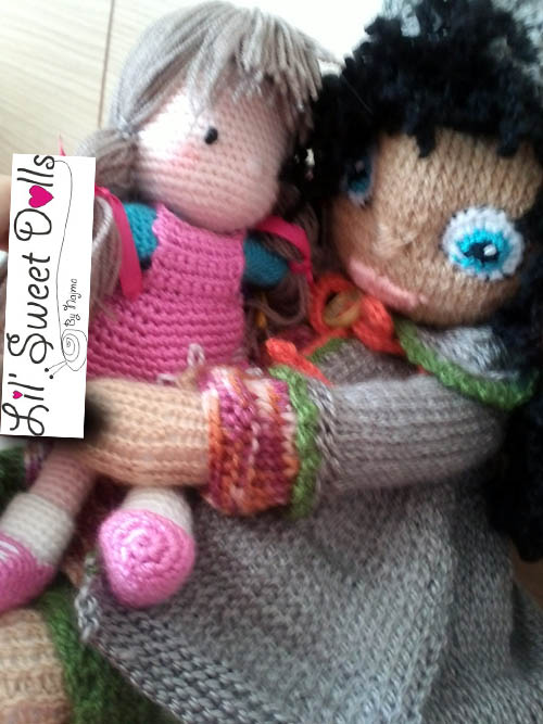 courtney crochet ganchillo doll  najma08