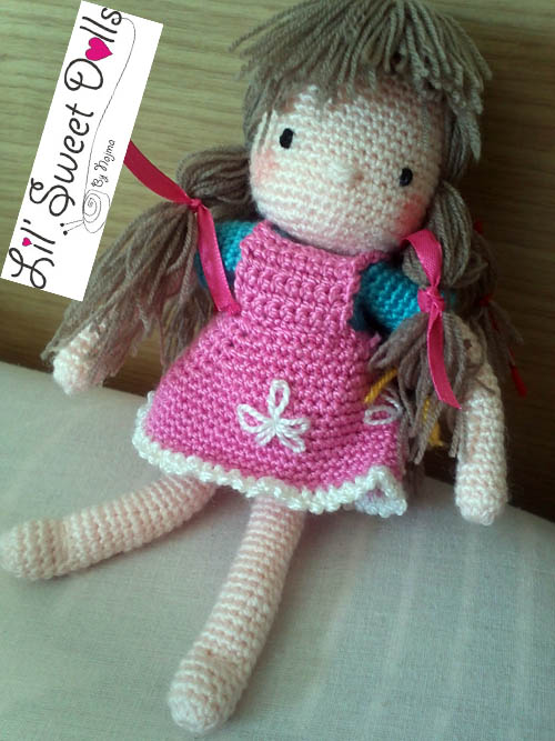 courtney crochet ganchillo doll  najma09