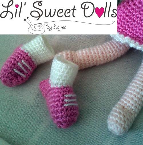 courtney crochet ganchillo doll  najma10
