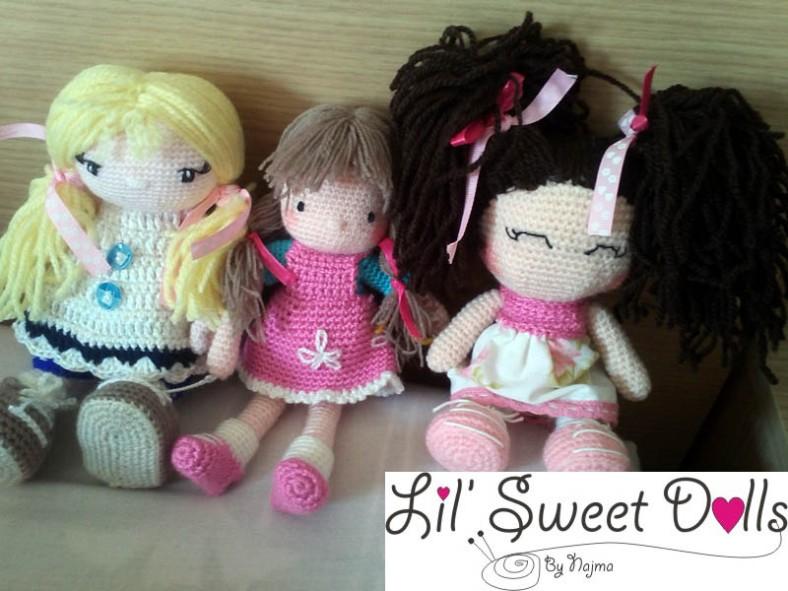 courtney crochet ganchillo doll  najma13