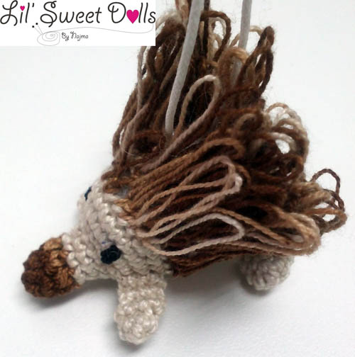 hedgehod crochet