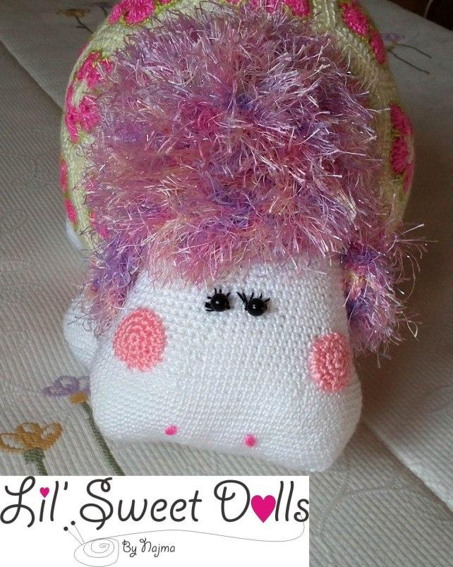 crochet oveja amigurumi flores africanas african flower crochet sheep
