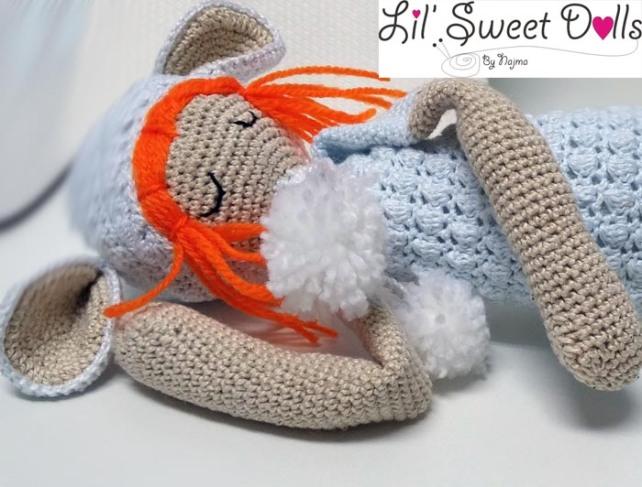 lupo lalylala crochet ganchillo doll  amigurumi najma04