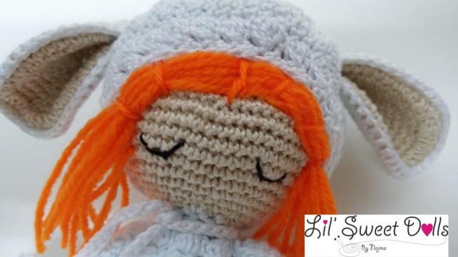 lupo lalylala crochet ganchillo doll  amigurumi najma08