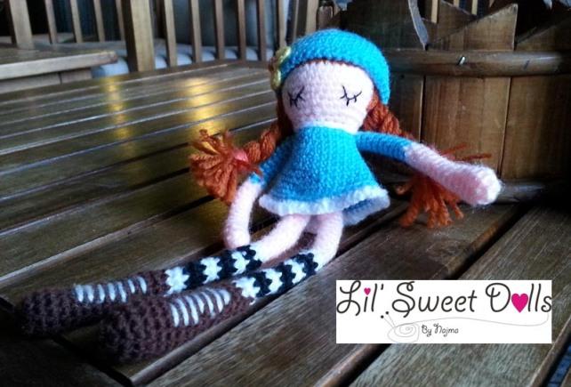 phoebe crochet ganchillo doll  amigurumi najma01