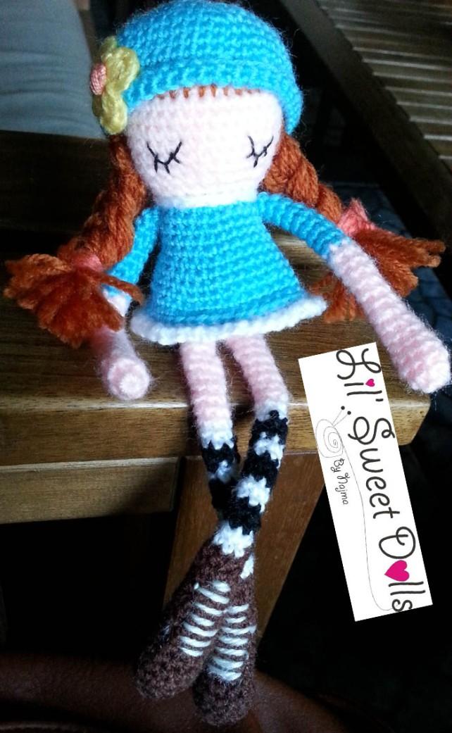 phoebe crochet ganchillo doll  amigurumi najma05