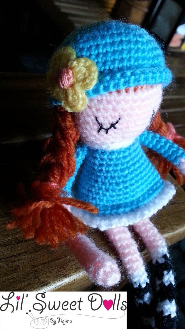 phoebe crochet ganchillo doll  amigurumi najma06