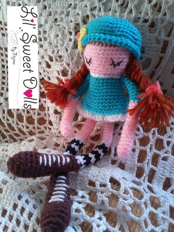 phoebe crochet ganchillo doll  amigurumi najma08