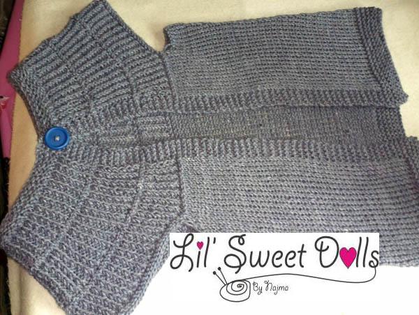shalom cardigan knit