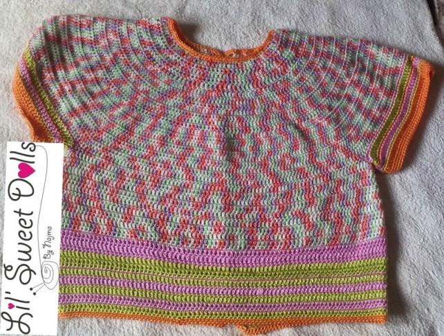 tejido chaqueta ganchillo cardigan crochet
