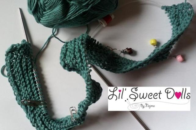chaqueta knit