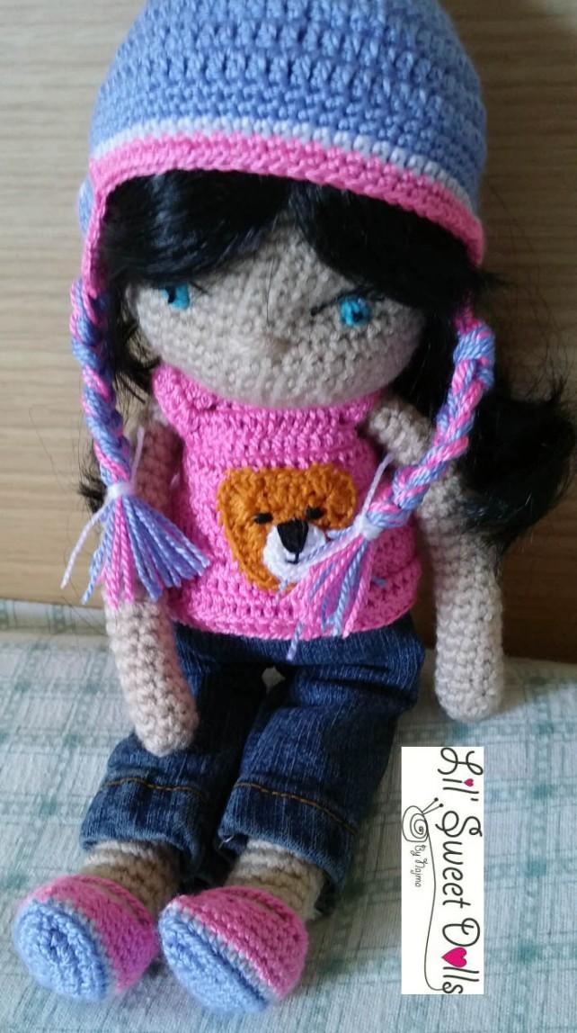 darlene crochet doll ganchillo muñeca amigurumi02