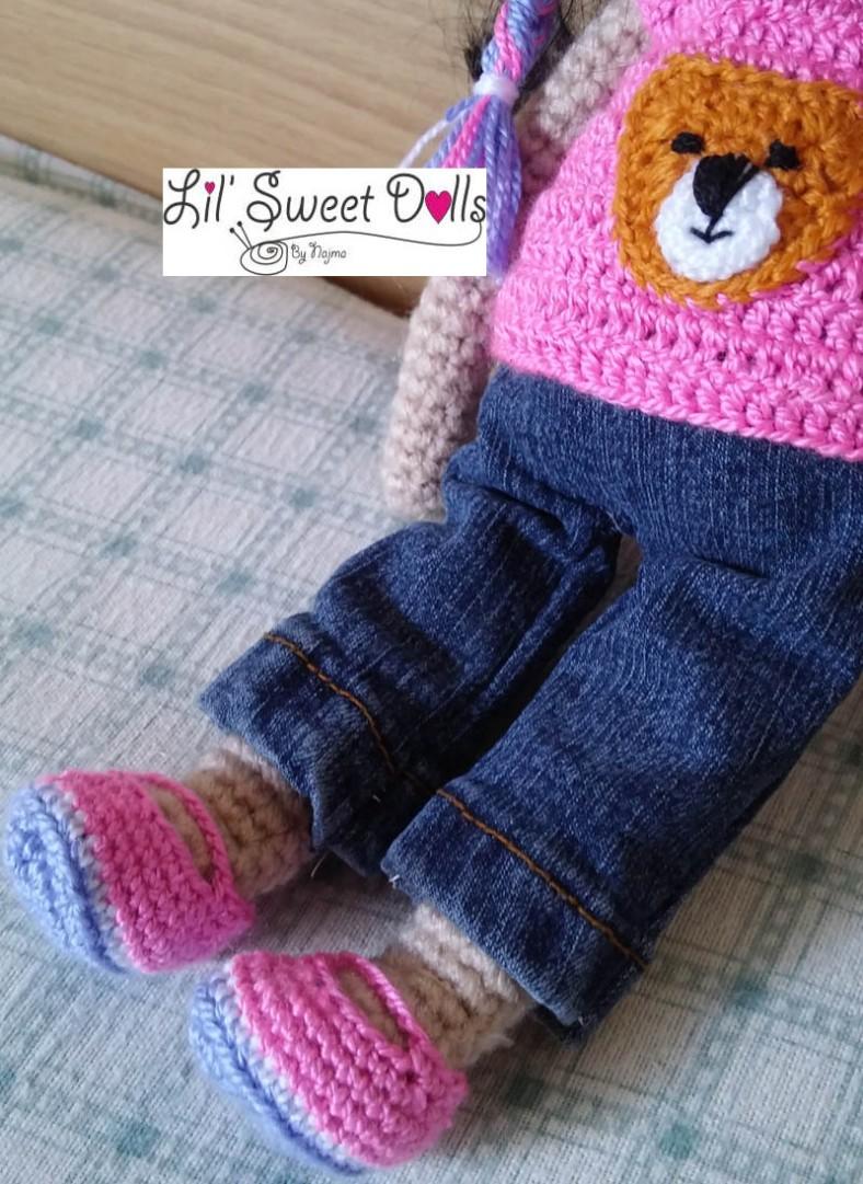 darlene crochet doll ganchillo muñeca amigurumi08