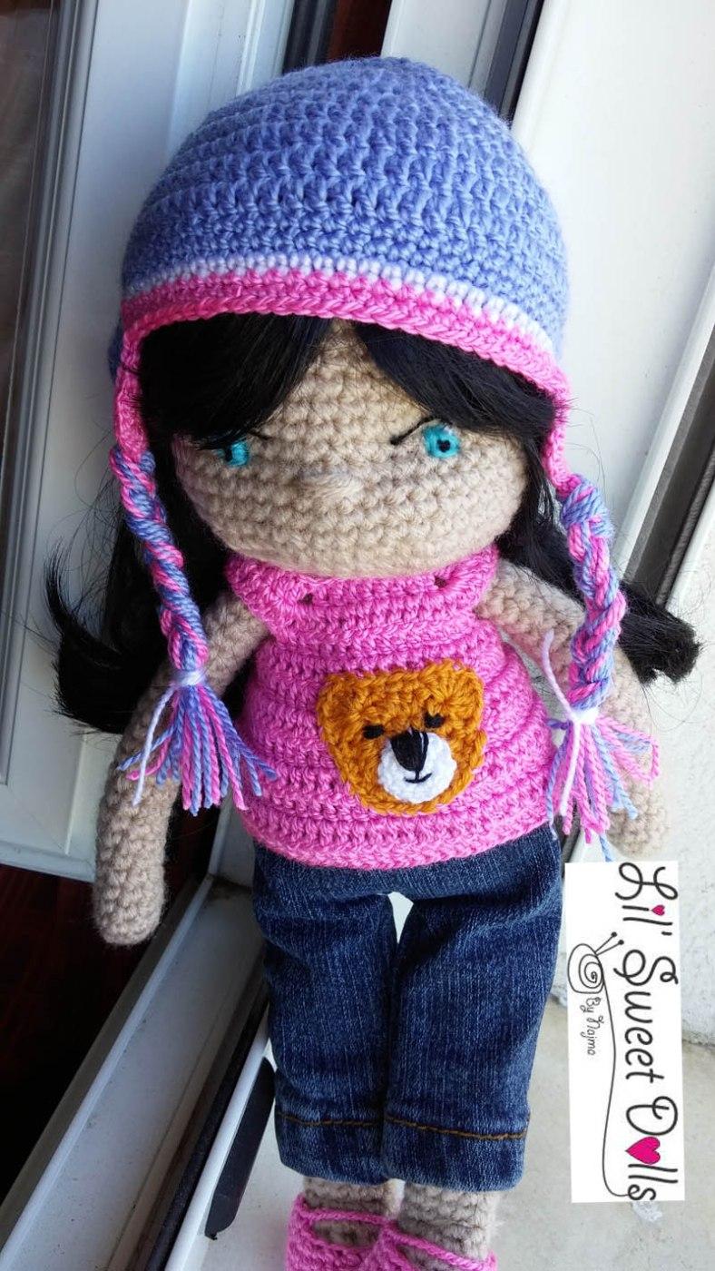 darlene crochet doll ganchillo muñeca amigurumi09