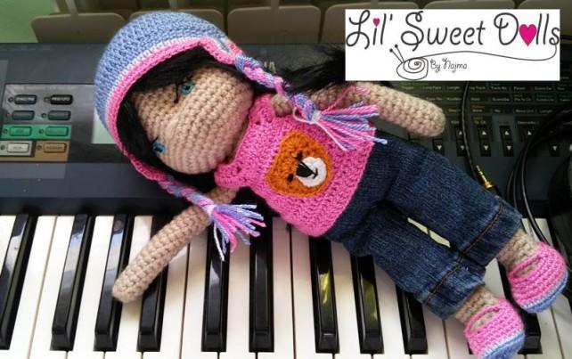 darlene crochet doll ganchillo muñeca amigurumi10