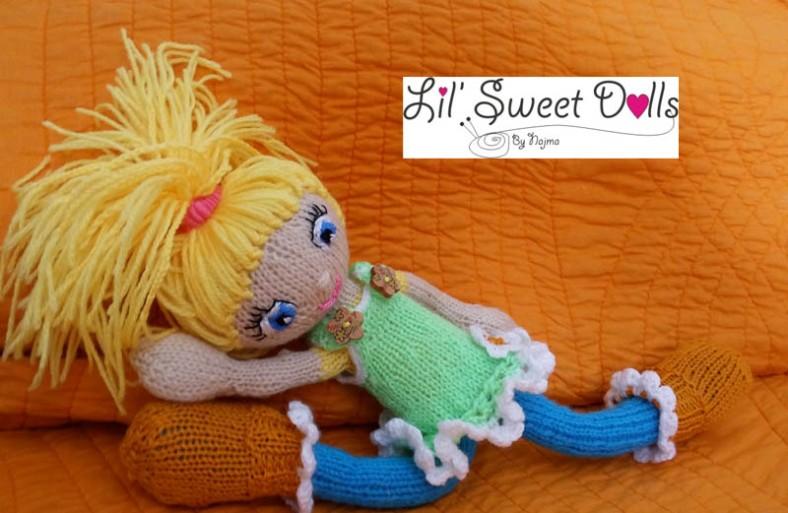 doll muñeca tejida knitted