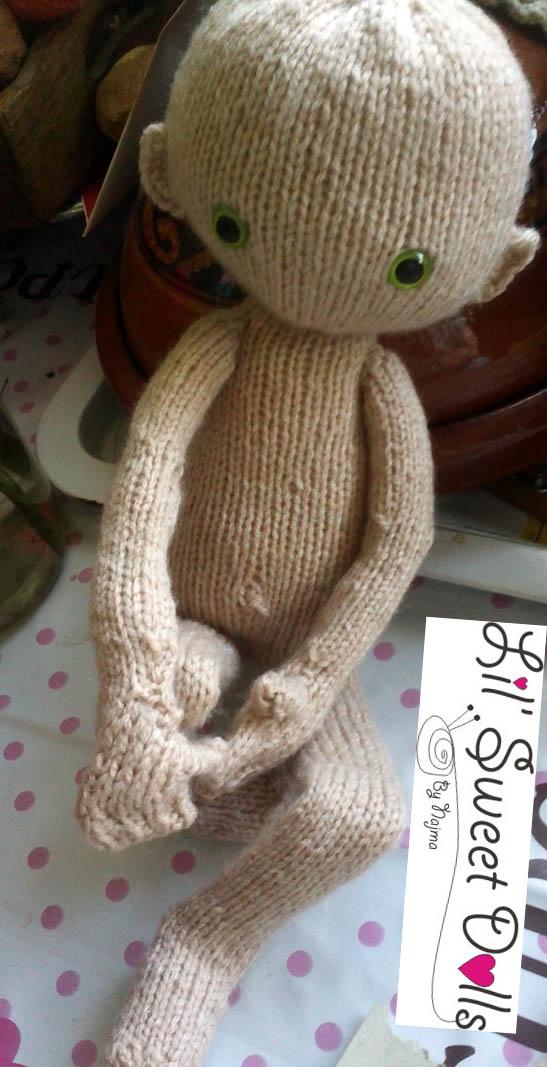 pixie moon knitted doll muñeca tejida  najma03