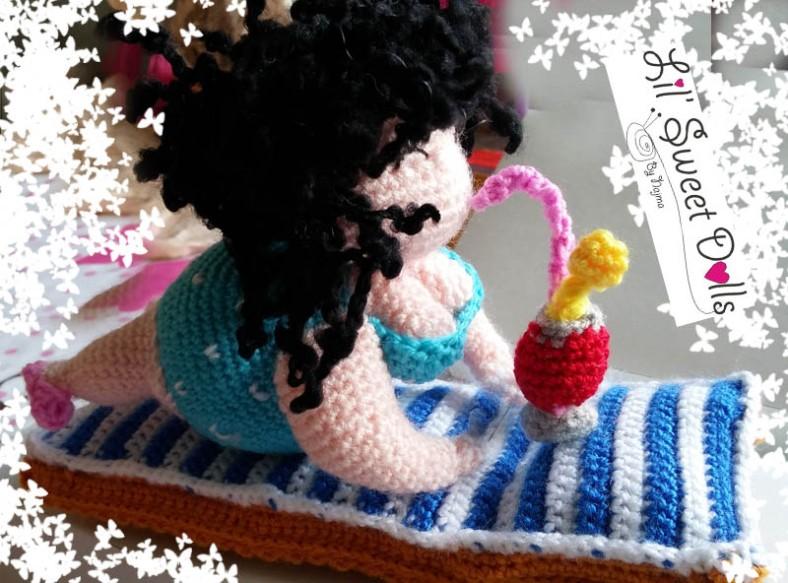 amigurumi crochet doll dikke dames  muñeca ganchillo najma07