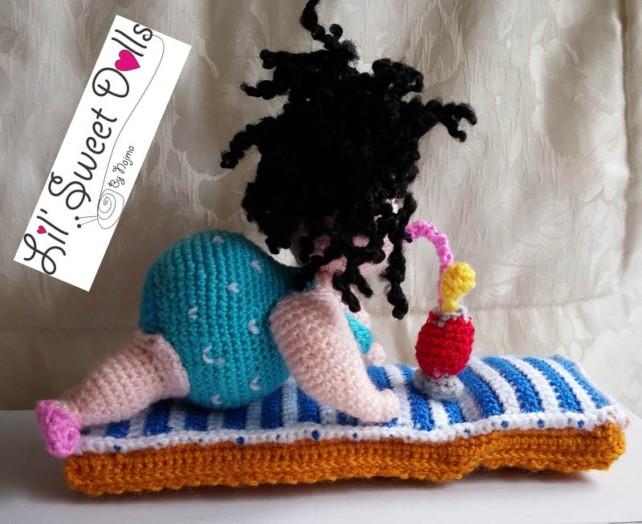amigurumi crochet doll dikke dames  muñeca ganchillo najma09