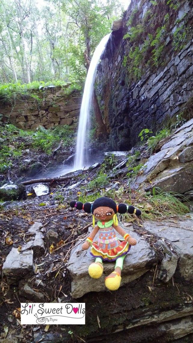 african doll crochet amigurumi muñeca ganchillo