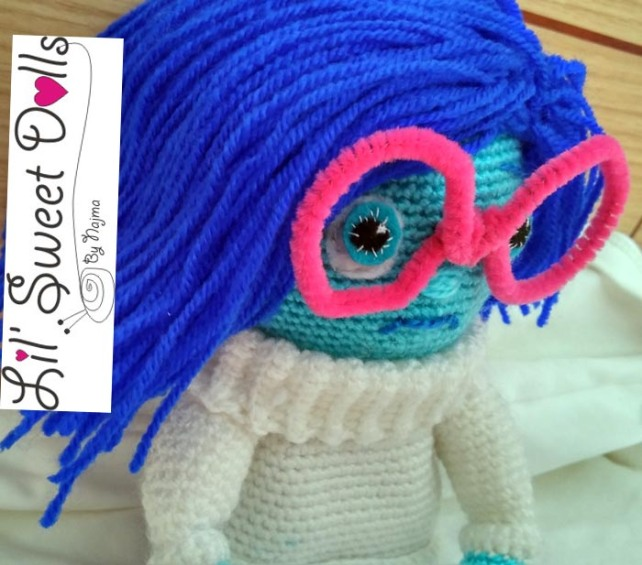 blue inside out doll crochet muñeca ganchillo najma amigurumi02