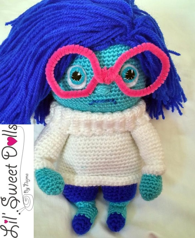 blue inside out doll crochet muñeca ganchillo najma amigurumi04
