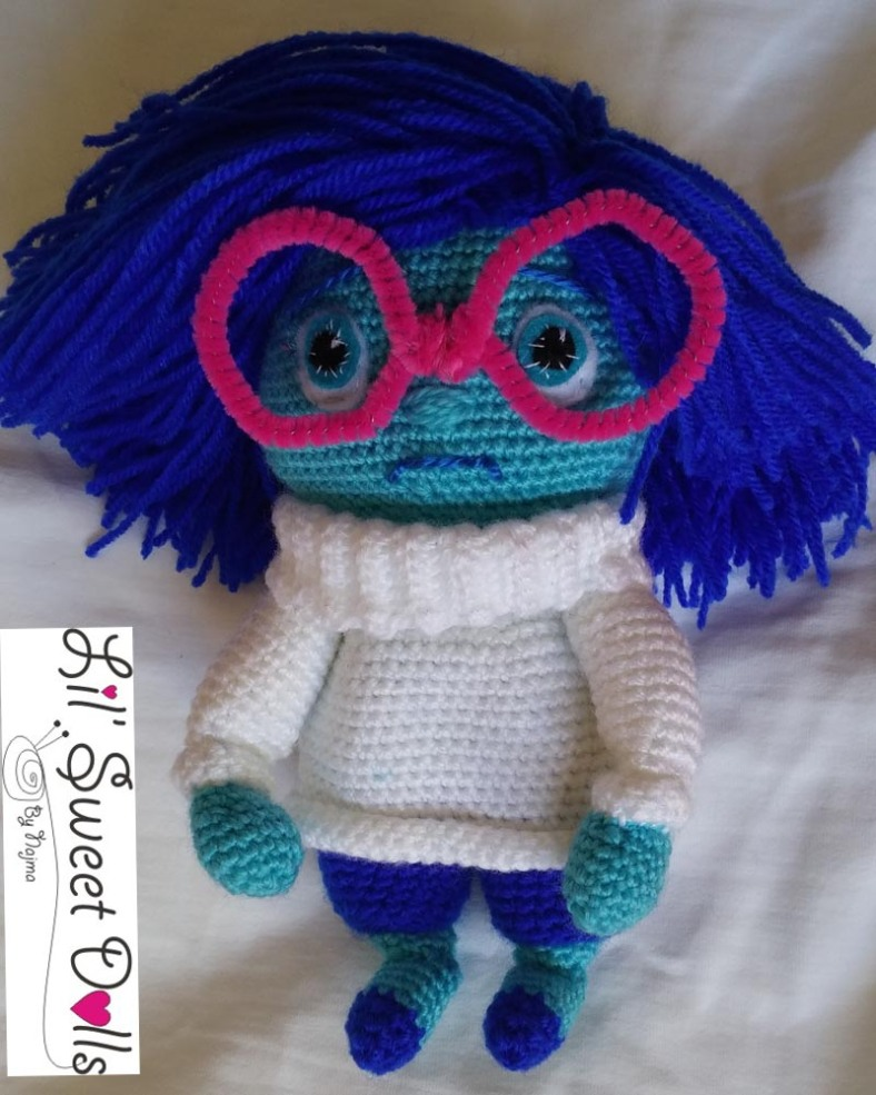 blue inside out doll crochet muñeca ganchillo najma amigurumi08