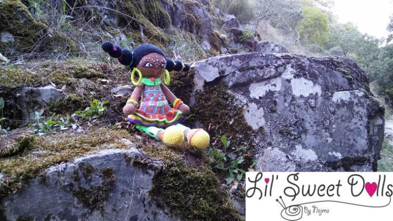 herreria compludo septiembre 2015 bierzo muñeca crochet amigurumi