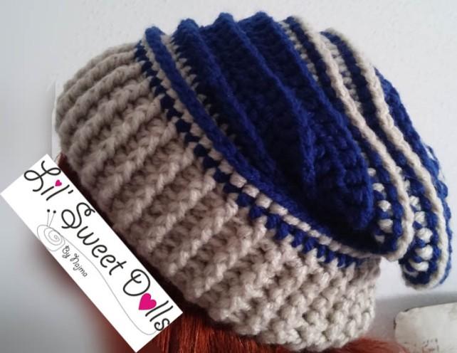 slouch hat crochet