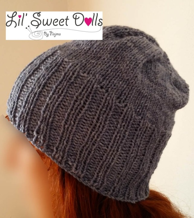 knit hat gorro tejido