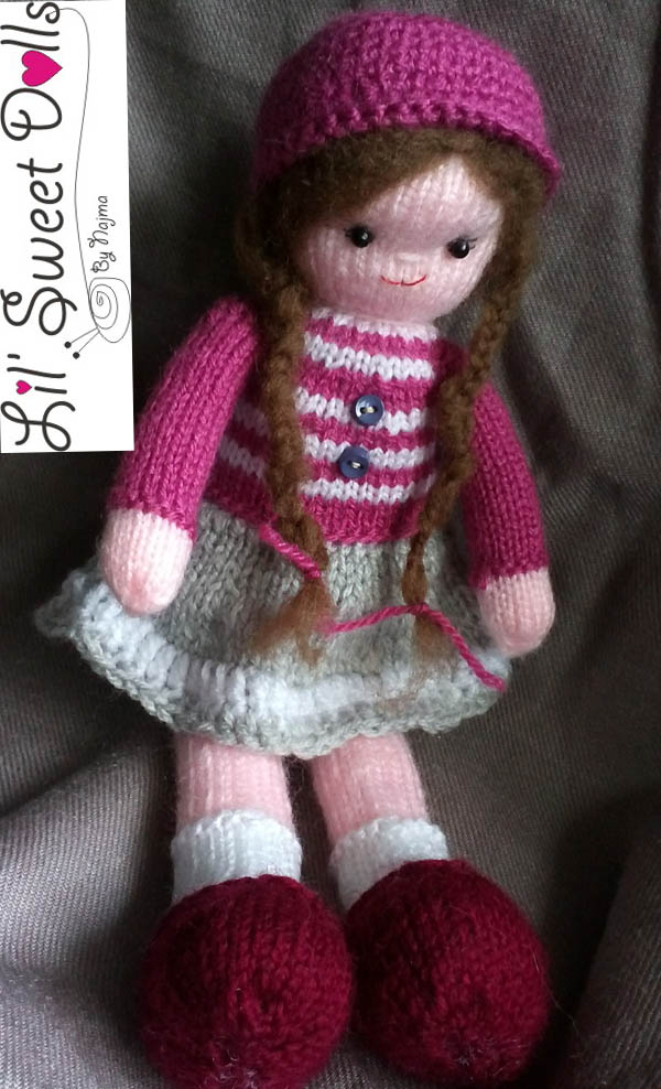 Knitted Toy Labores De Najma
