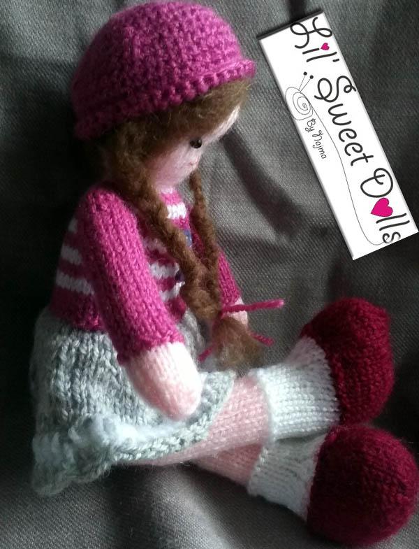Knitted doll muñeca tejida knit amigurumi03