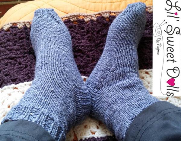 calcetines | Labores de Najma