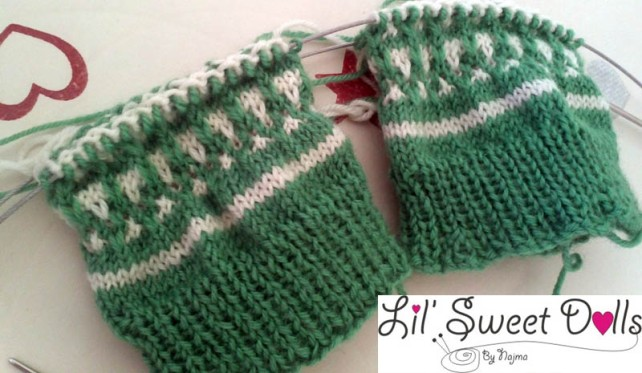 calcetines socks knit