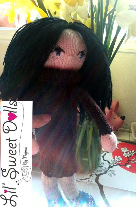 knitted doll muñeca tejida knit amigurumi01
