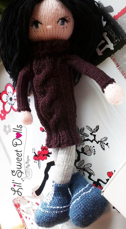 knitted doll muñeca tejida knit amigurumi05