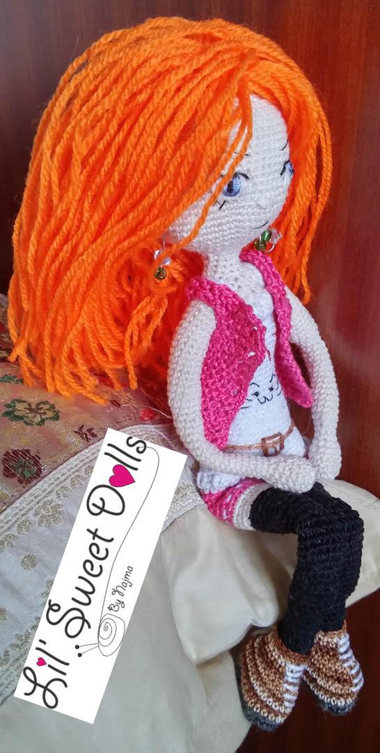 doll muñeca crochet amigurumi02