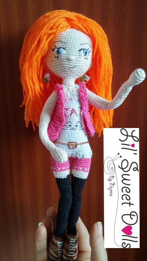 doll muñeca crochet amigurumi04
