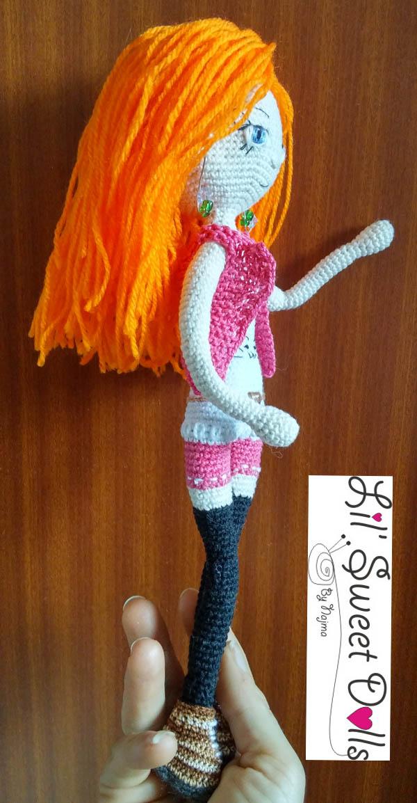 doll muñeca crochet amigurumi05