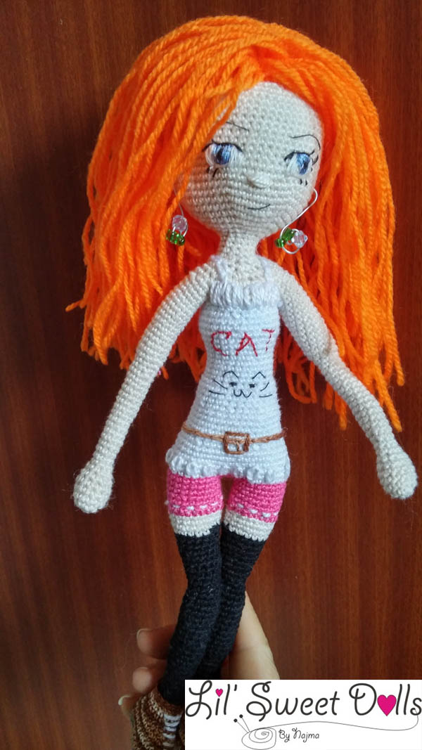 doll muñeca crochet amigurumi07
