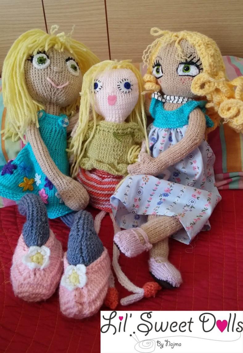 knitting doll muñeca amigurumi10