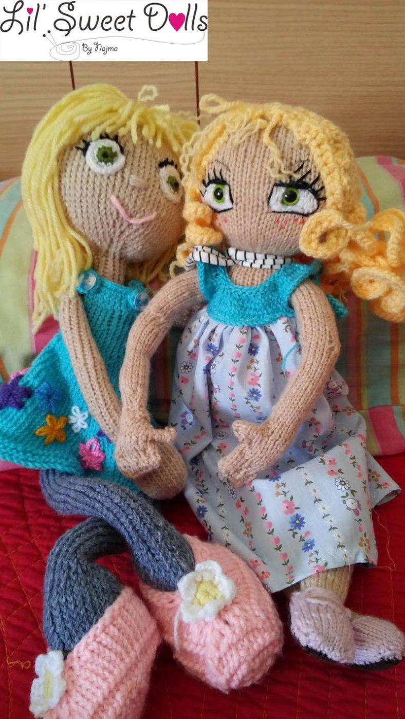 knitting doll muñeca amigurumi11