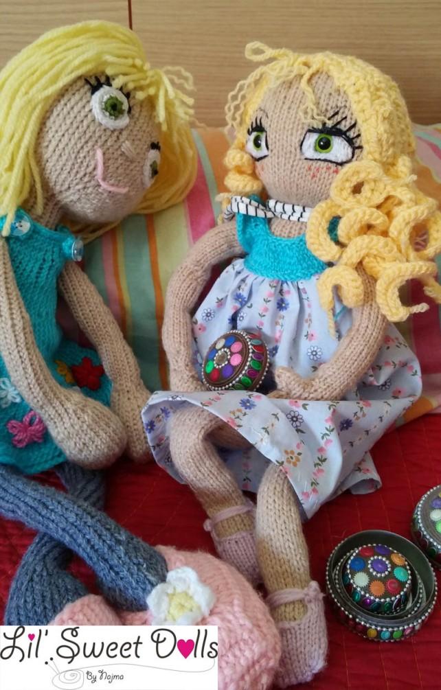 knitting doll muñeca amigurumi12