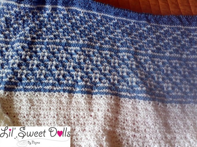 emiliana shawl knitted