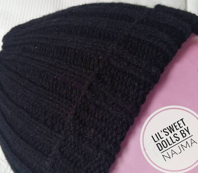 gorro-knitted hat knitting tejido
