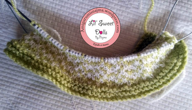 knitted doll toy muñeca tejer weamigurumi tejido handknit